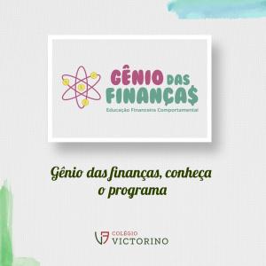 Gênio das Finanças: uma nova proposta de Educação Financeira