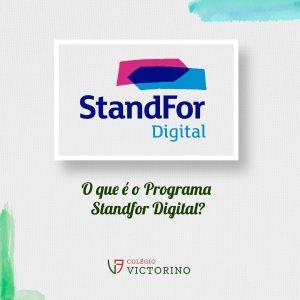 O que é o programa Standfor Digital?
